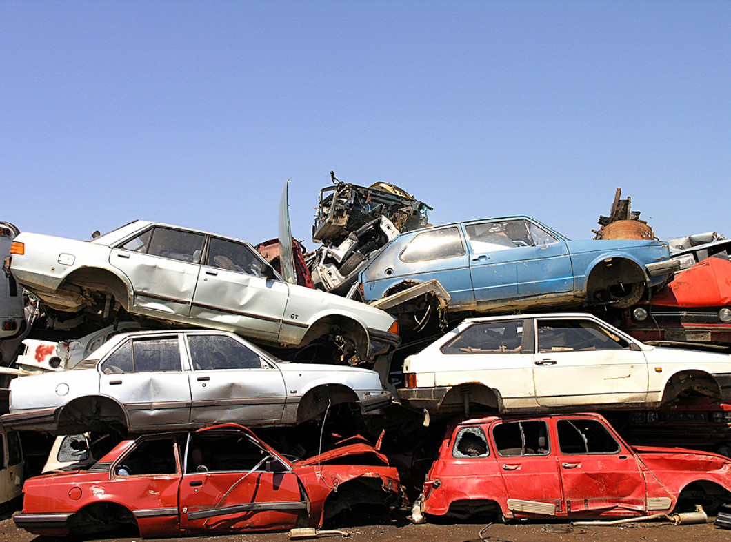 Junk Cars Without Title Near Me